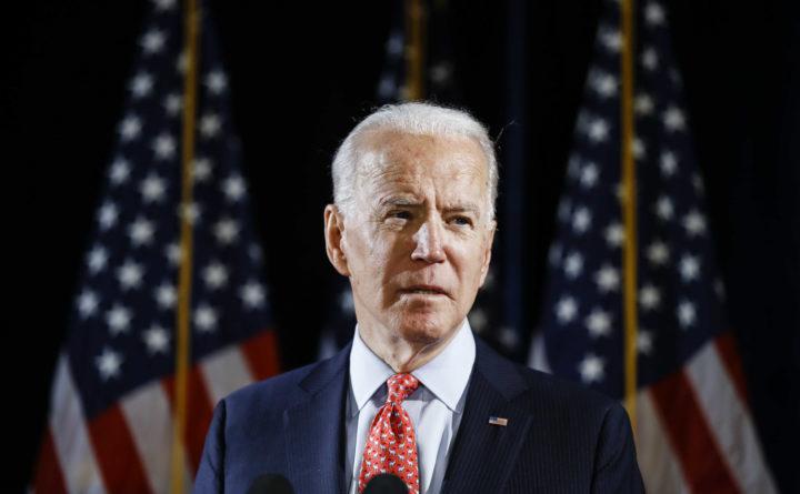 Joe Biden wins Kansas primary