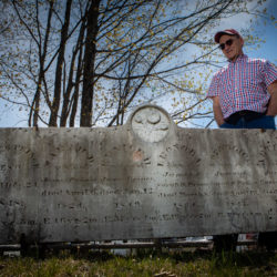 Maine tombstones tell sobering family stories of epidemics past