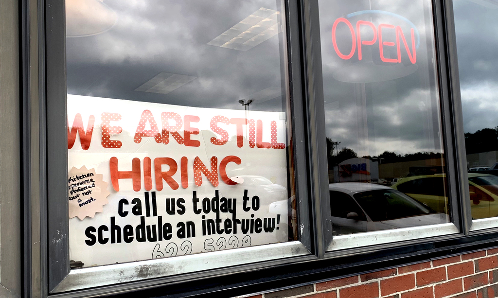 Maine lost 1,200 jobs last month as virus cases slowed recovery